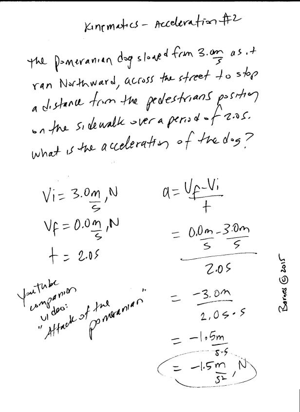 kinematics-acceleration problem 2 001