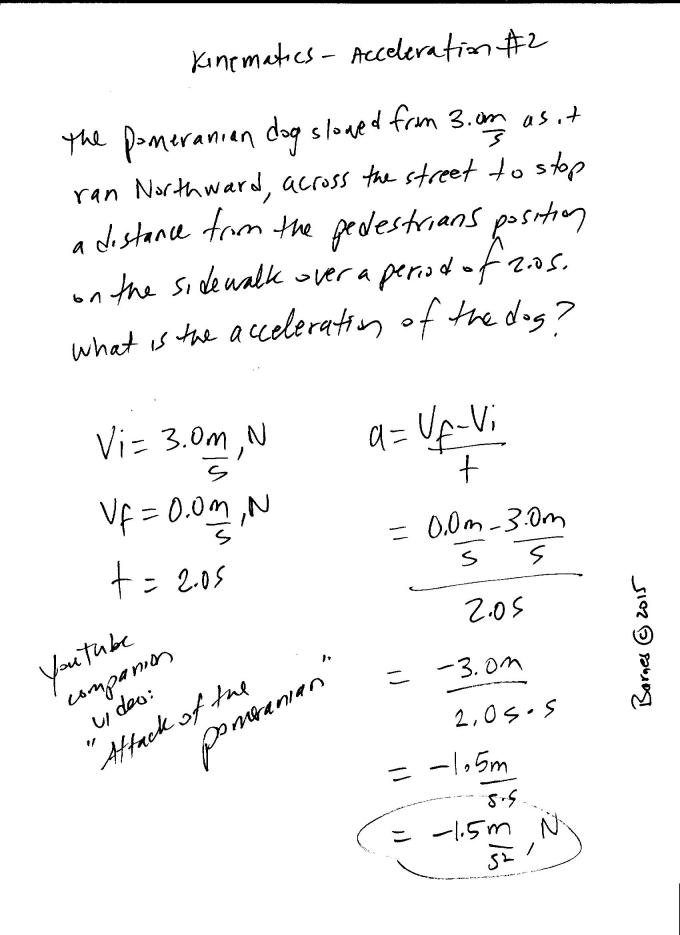 kinematics-acceleration problem 2 001